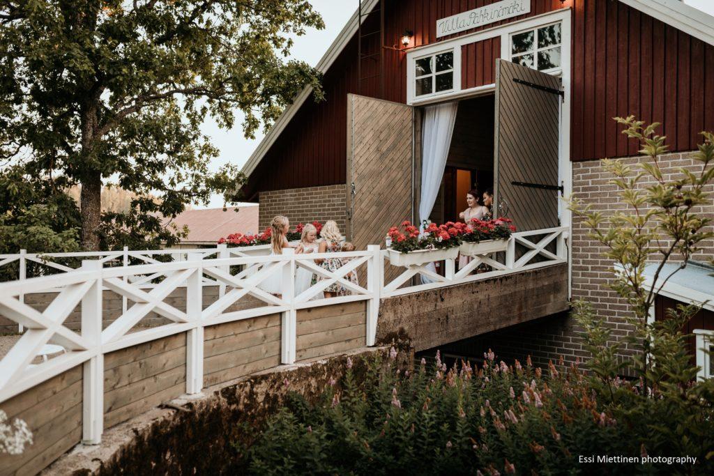 Villa Pähkinämäki